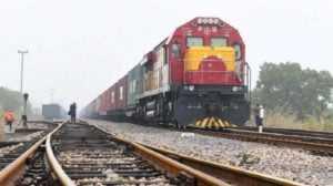 Transport kolejowy